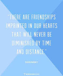 Long Distance Friendship Quotes Mesmerizing 48 Friendship Quotes Prove Distance Only Brings You Closer YourTango