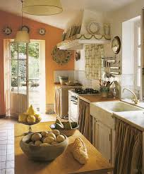 spanish country kitchen