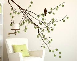 wall stickers tree branch comfortable pillow tree branches wall decal adorable interior design handmade premium material