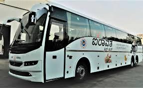 Latest Bus Designs Volvo Buses Volvo Buses Delivers 55 Coaches To Ksrtc Auto