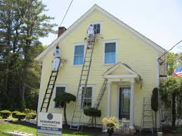 House Painters In Massachusetts And Rhode Island - Exterior painting house