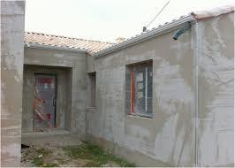 ... Enduire Mur Parpaing Exterieur Beautiful Enduit Ciment Blanc Exterieur  Ciment Colore Exterieur Amazing Beton ...