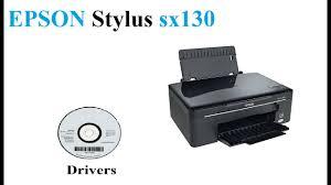 Telecharger logiciel epson stylus sx series gratuit résolu. Epson Stylus Sx130 Driver Youtube