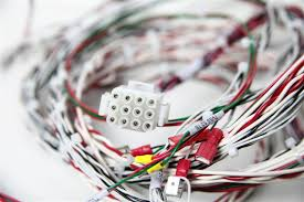 wire harness intercon ruggedized custom design cable harness to install as opposed to multiple wires installation time is decreased and the process can be easily standardized