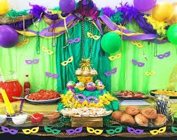 Diy Party Printables Mardi Gras Party Ideas 100 Directions