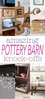 Amazing Pottery Barn Knock-offs
