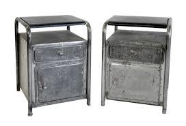 metal nightstands modern metal nightstands winafrica fascinating