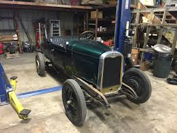 Projects - 1928 Chevy Roadster | The H.A.M.B.