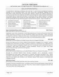 Fresh Corporate Investigator Sample Resume Resume Sample