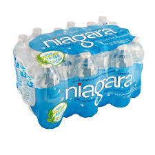 Home Drinking Water Niagara 169 Fl Oz Purified Drinking Water 24 Pack Ndw05l24dr