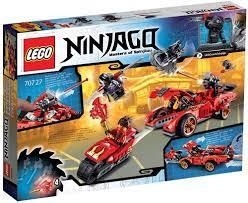 LEGO 70727 - Ninjago X-1 Ninja Supercar: Amazon.de: Spielzeug