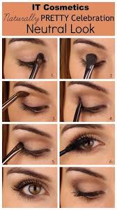 everyday eye eyeshadow for brown eyes makeup lessons guide