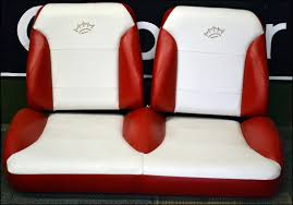 suite seat for 2008 or newer precedent club car