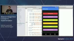 Xamarin Android Layout Design