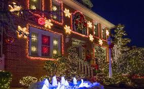christmas home lighting. Christmas Home Lighting. Dwakrx Lights In Brooklyn New York Lighting U