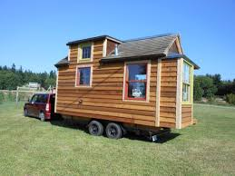 Small Picture Mighty Micro House 136 Sq Ft Cabin on Wheels