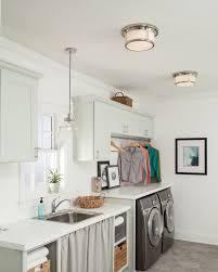 installation gallery laundry room lighting