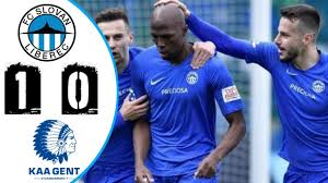 Slovan Liberec vs Gent 1-0 | EUROPA LEAGUE 2020/2021 RESUME 🔥🔴 - YouTube