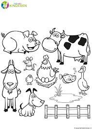 Kids N Fun Alle Kleurplaten Over Dieren In Baby Dieren Kleurplaat