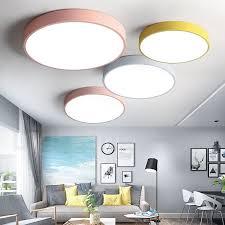 multi colours modern contemporary steel lighting living room bedroom study children s room