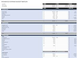 Budget Expenses Template Free Budget Templates In Excel Smartsheet