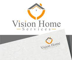 Design For Vision Hours Modern Bold Logo Design For Vision Home Services By Jay