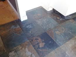 Slate Tiles For Kitchen Floor Kitchen Floor With Slate Tiles A Tiler In Stockport Tiler In