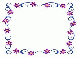 microsoft clip art borders co microsoft clip art purple flowers powerpoint borders