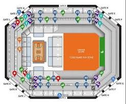 Carrier Dome Seating Chart How To Find Your Seat For