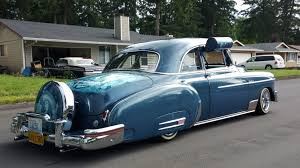 1950 Chevrolet Deluxe Coupe | F126 | Portland 2016