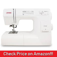 Top 5 Best Janome Sewing Machine Reviews 2019 By Expert