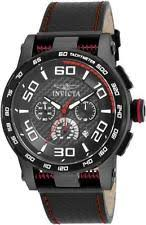 invicta mens watch carbon fiber invicta 15905 red accented 48mm s1 rally carbon fiber dial strap mens watch