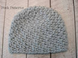Easy Crochet Baby Hat Patterns For Beginners New Crochet Baby Hat Pattern Textured Baby Beanie Hat