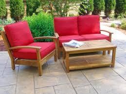 teak patio furniture ending this
