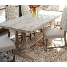 Kitchen Table Reclaimed Wood Elodie Reclaimed Wood Dining Table Reviews Joss Main