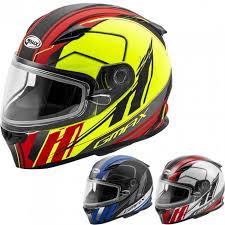 Gmax Gm49y Rogue Youth Snowmobile Helmets