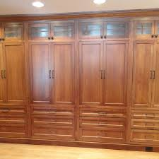 custom made white oak wardrobe closet by oak mountain custom woodwork custommade com
