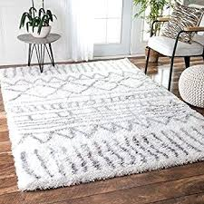 gray area rug x plush white and grey popular wool rugs navy striped