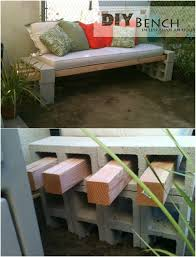Brilliant breeze blocks design ideas elegant home Backyard Easy Outdoor Bench 17 Creative Ways To Use Concrete Blocks In Your Home Diy Crafts 17 Creative Ways To Use Concrete Blocks In Your Home Diy Crafts