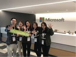 Microsoft Internship Apply Msc Eee Student Guo Yu Won The Champion Team Award In The