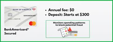 With either card, you'll have to give bank of america a refundable security deposit between. Best Secured Credit Cards Top Picks For 2021 Clark Howard