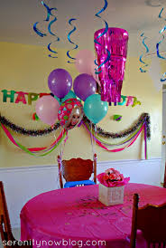 Small Picture outdoor birthday party decoration Decorating Of Party