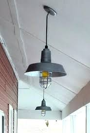galvanized lighting. Galvanized Pendant Lights Light Ed Customer Barn  Capture Working Farms Humble Roots Lamp . Lighting