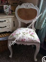 Shabby Chic Bedroom Chairs Uk French Style Cane Wingback Canopy Porters Chair Modern Wingback