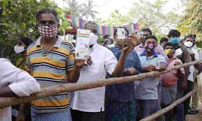 24 % polling in nellore up to 9.30 am highlights polling is being conducted in naidupet and gudur revenue divisions peacefully on wednesday and the polling percentage. Andhra Pradesh Panchayat Elections Results 2021 Live Updates Ysrcp Supporters Sweep First Phase Panchayat Polls