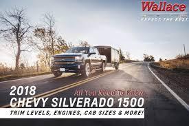 2018 Silverado Trim Levels Explained