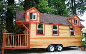 Small Picture Tiny House on a Trailer 2 lofts big porch Now this is a tiny house