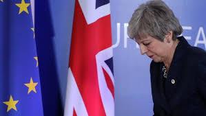 Parlament Lehnt Mays Abkommen Schon Wieder Ab Kroneat