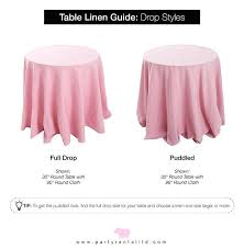 what size tablecloth for 6 foot table floor length a long centerpiece extending to the whole