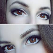 big anime eyes makeup tutorial